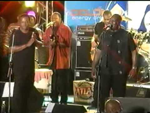 Tabou Combo in Panama 2002 Invited by producer Eduardo Amaya Concert 1)