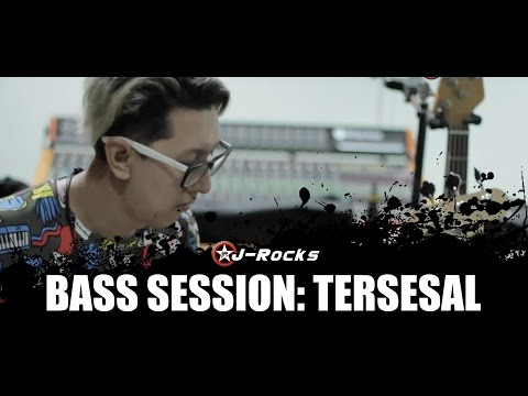 WIMA J-ROCKS BASS SESSION: TERSESAL PART 1