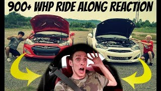 900 WHP FULLY BUILT Turbo 3.8 Genesis Coupe s MY REACTION
