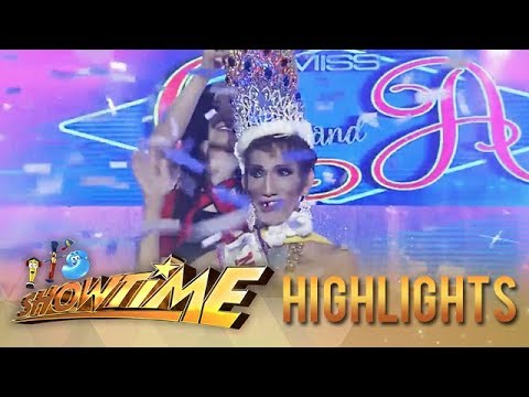 It's Showtime Miss Q & A: Odessa Jones gets her fifth crown