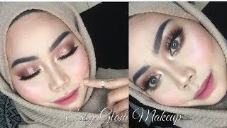 ♡ Easy Glam Makeup Tutorial | feat. NRC Perfection Treatment Foundation ♡