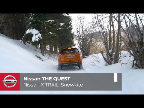 Nissan THE QUEST X-OVER SPORTS â?? SnowKite