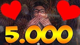 ❤ 5.000 ❤