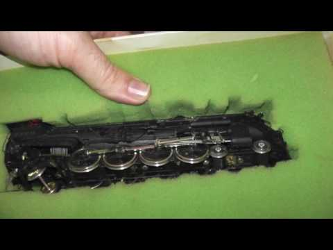 ebay unboxing haul brass model train locomotive asmr omi
