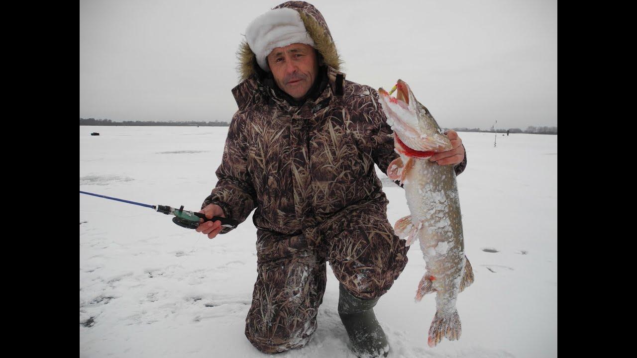 Самые рыбные места Нижегородской области