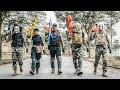 LTT Films : Silver Flash Nerf Guns Fight Crime Group BIGMAN Mask Legendary Warrior
