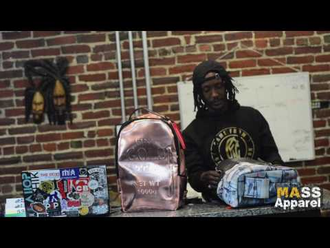 Best backpacks!? | Sprayground Rose Gold & OffShore Account