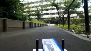RC Car Driving - With Panning Camera