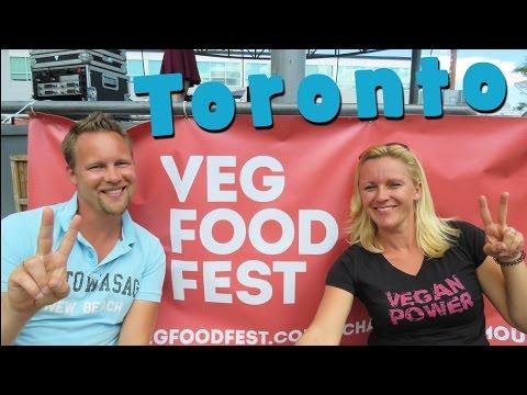 VEG FOOD FEST Toronto | Größte Veggie-Fest Nordamerikas