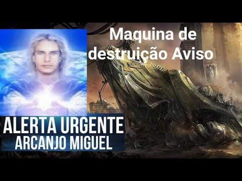 Alerta Asthar,Miguel  e Sananda a Grande Máquina oculta de destruição.