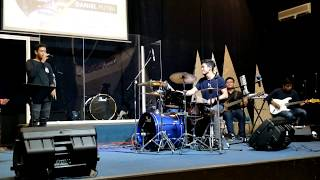 Sound Of Praise - AKU DIBERKATI, Workshop with Daniel Putra, Drummer of SOP