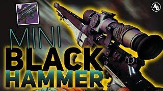 The Long Goodbye (Mini Black Hammer Roll) | Destiny 2 Forsaken