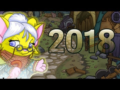Neopets Charity Corner 2018 Event Resources & Strategy