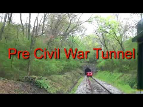 Tennessee Valley Railroad Museum Railspeeder Run 2018