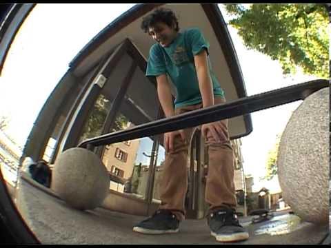 throw away footage - Bearings - Sancho