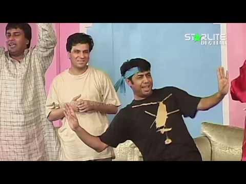 New Pakistani Stage Drama Full Comedy Clip 2017 - Zafri Khan, Sajan Abbas - Naseem Vicky