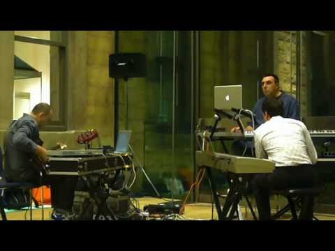 Marconi Union - Improvised Soundscapes - City Art Gallery (Manchester) 2010