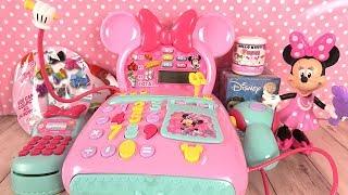 Minnie Mouse Caisse Enregistreuse Cash Register Surprises Jojo Siwa Princesses Disney