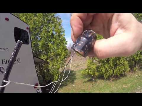 How To Build an RV Towel Rack fast and easy!