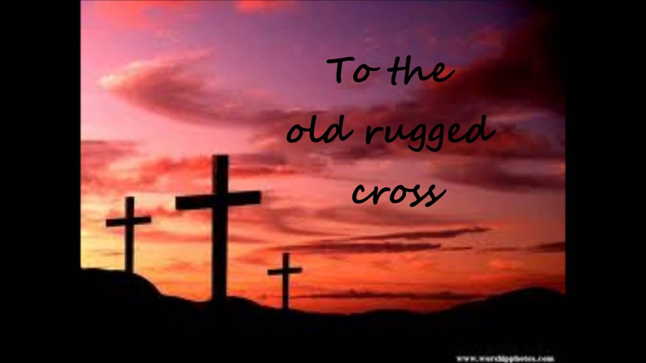 The Old Rugged Cross Alan Jackson Lyrics   YouTube