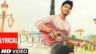 Pyar Karan Sehmbi Full Lyrical VIDEO SONG | Latest Punjabi Songs | T Series Apna Punjab