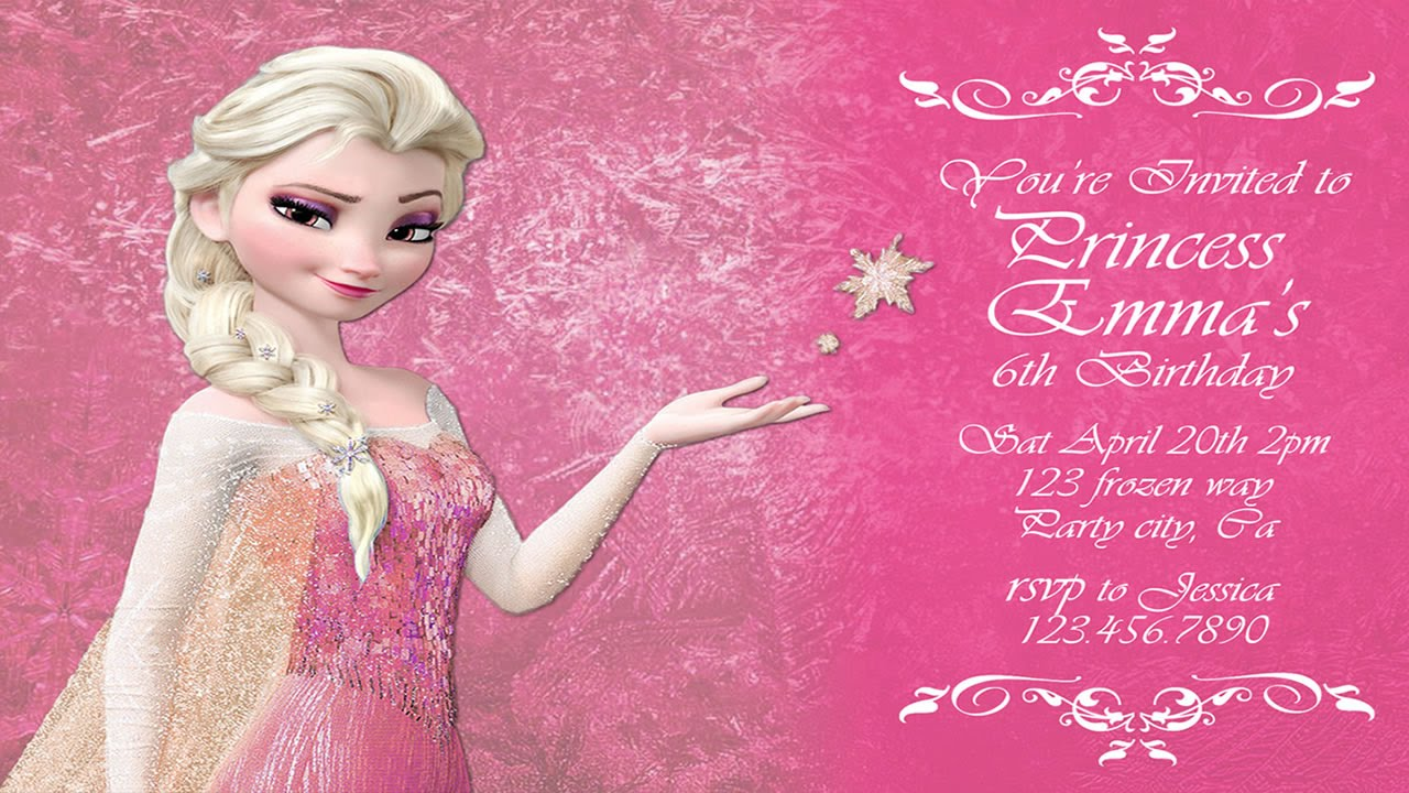 Disney Frozen Ice Background Pink | www.imgkid.com - The ...