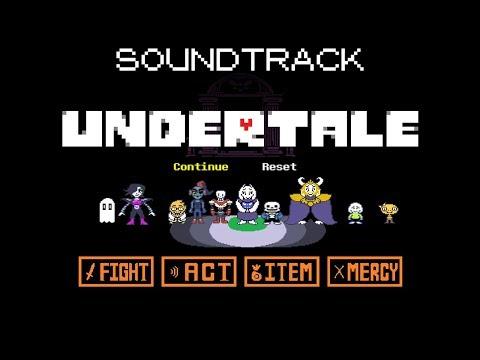 Undertale Soundtrack-OST Full [DESCARGAR TODOS LOS OST FULL GRATIS] [LINK DIRECTO MEDIAFIRE]