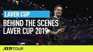 Laver Cup Tour With Roger Federer | Laver Cup | ATP
