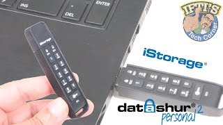 iStorage DatAshur Personal 2 : Hardware Encrypted USB Drive! : REVIEW