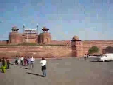 Red Fort Lal Quila Delhi Youtube