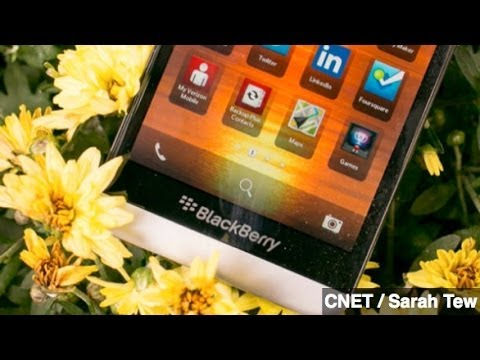 Blackberry Won't Sell, but Will Replace CEO