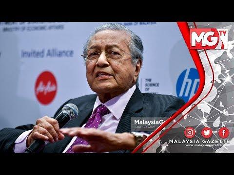 "TERKINI :  ""Orang Cina Pergi Balik China"" Zakir Naik Cetus Ketegangan - Tun Mahathir"