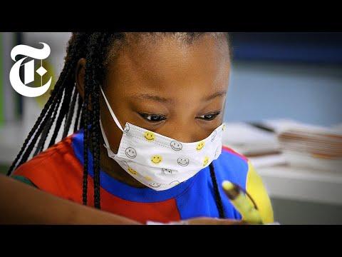 Inside A N.Y.C. School That Reopened During The Pandemic | Coronavirus News
