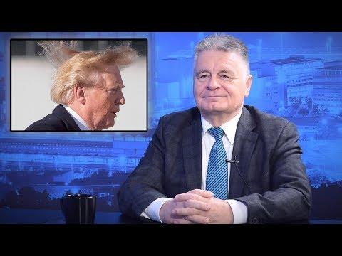 BALKAN INFO: Dejan Lučić – Razbarušenog Donalda Trampa je američki narod prepoznao kao mesiju!