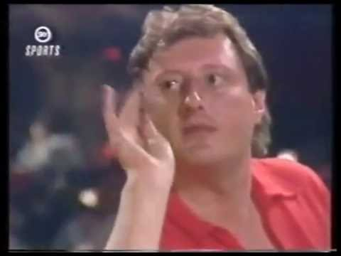 Phil Taylor & Jocky Wilson vs. Eric Bristow & John Lowe - 1991 BDO Darts Invitational FINAL