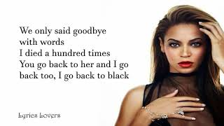Скачать Beyoncé Back To Black Fifty Shades Darker LYRICS