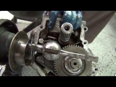 Manual Transmission Rebuild Jeep Wrangler / Peugeot