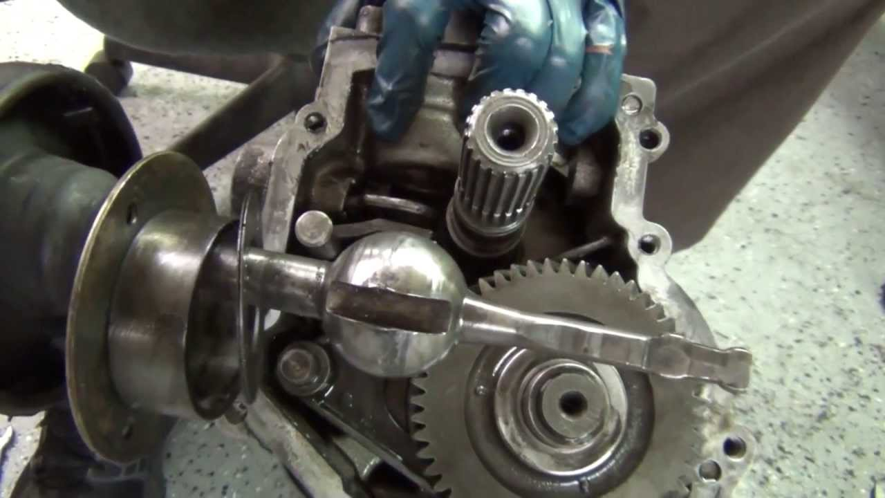 Manual Transmission Rebuild Jeep Wrangler  Peugeot  YouTube