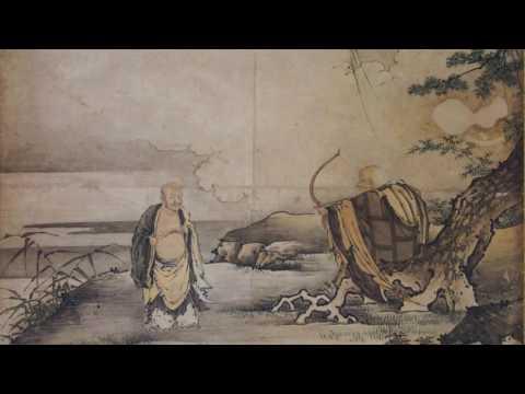 Kano Motonobu, Master of Zen Painting