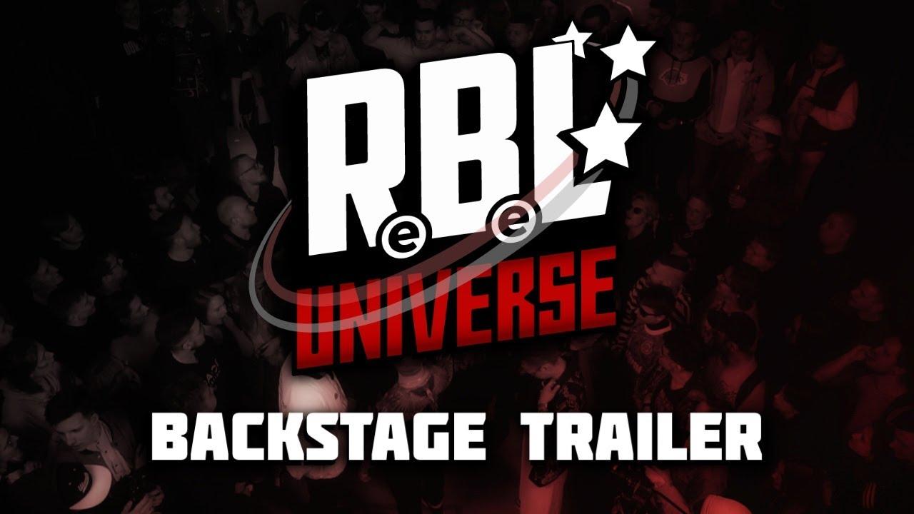 RBL UNIVERSE - TRAILER - BACKSTAGE 1/4 (22.05.2021)
