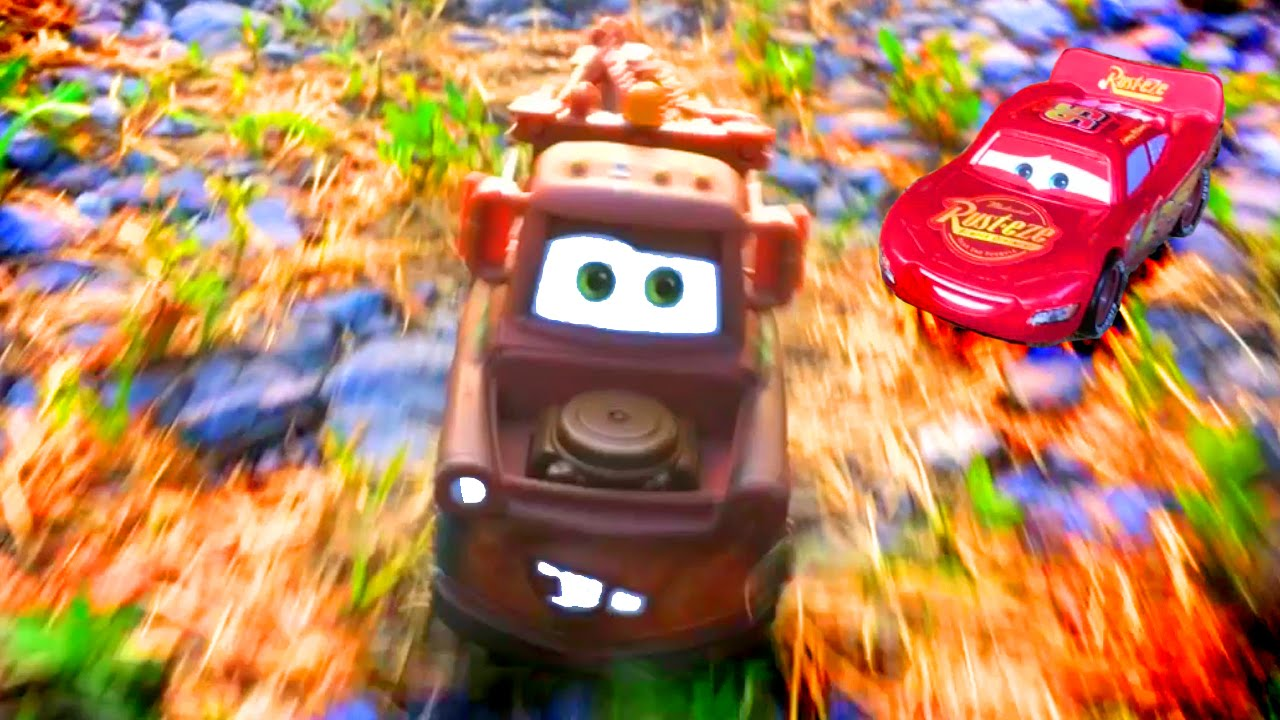 disney cars mater ride along with best kid songs nursery rhymes movie for kids