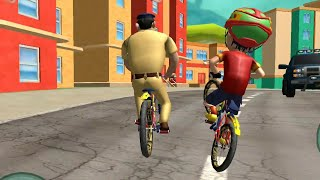 Download Video Shiva Cycle Race ( Shiva Bicycle Racing Gameplay ) - Games For Kids MP3 3GP MP4