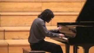 Haydn, Piano Sonata in G major, Hob: XVI-40-Javier Villegas