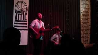 Howie Day feat. Ward Williams - Collide (clip) - Eddie's Attic 02-15-2013