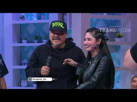 BROWNIS - Host Manis Tampil Beda Dengan Fashionnya?! (11/12/17) Part 2
