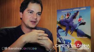 Carlos Saldanha Fala Sobre Rio