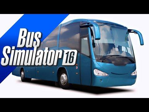 Google Bus Simulator? - Bus Simulator 16 Let's Play #27