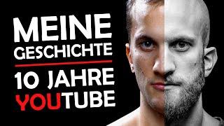 Meine Geschichte -10 Jahre YouTube