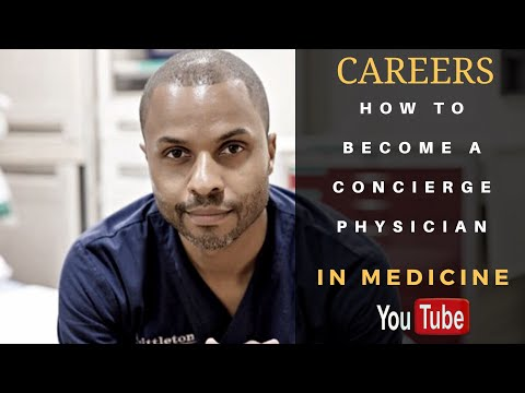 How To Become A Concierge Physician