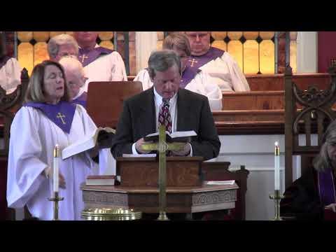WUMC Dan & Judy Aldridge pt  2